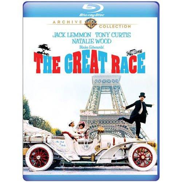 The Great Race [Blu-ray] [1965] 25715406