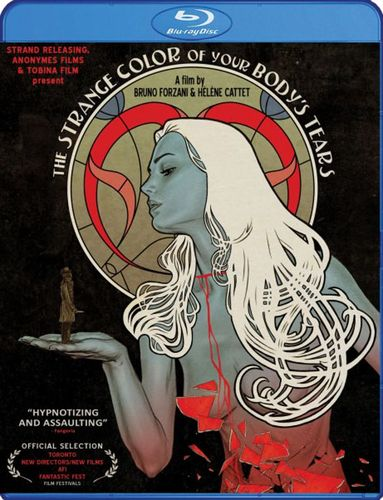 The Strange Colour of Your Body's Tears [Blu-ray] [2013] 25753421