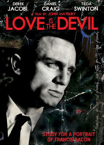 Love Is the Devil: Study for a Portrait of Francis Bacon [DVD] [1998] 25753449