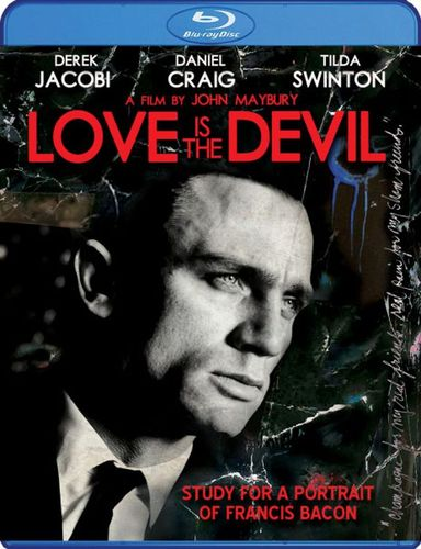Love Is the Devil: Study for a Portrait of Francis Bacon [Blu-ray] [1998] 25753458