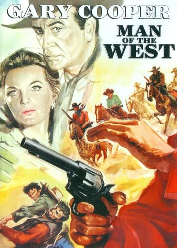 Man of the West [DVD] [1958] 25771144