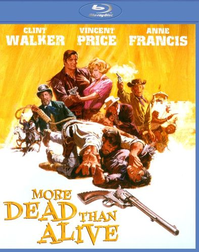 More Dead Than Alive [Blu-ray] [1969] 25771222
