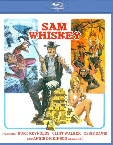 Sam Whiskey [Blu-ray] [1969] 25771259