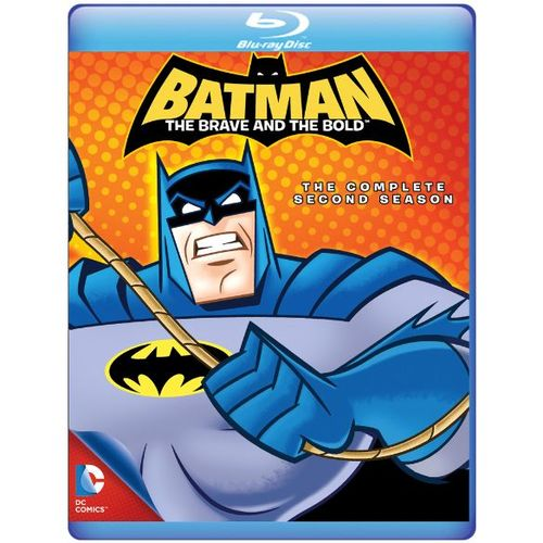 Batman: The Brave and the Bold - The Complete Second Season [2 Discs] [Blu-ray] 25772839