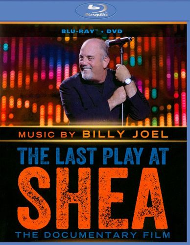 The Last Play at Shea [2 Discs] [Blu-ray/DVD] [2010] 25779347