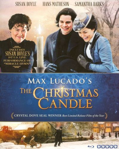 The Christmas Candle [Blu-ray] [2013] 25780172