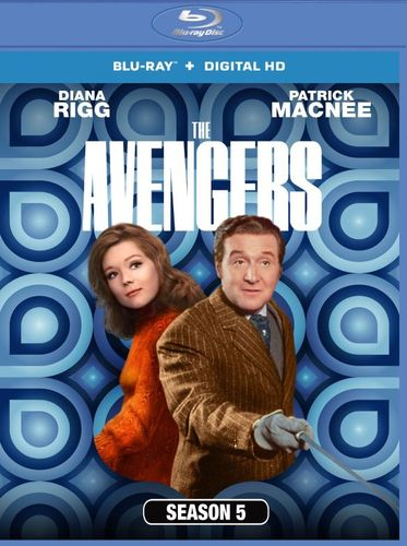 The Avengers: Season 5 [3 Discs] [Blu-ray] 25783467