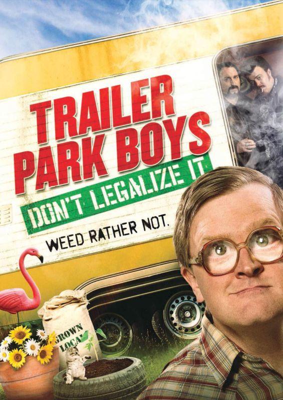 Trailer Park Boys: Don't Legalize It [DVD] [2014] 25786762