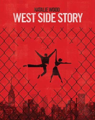 West Side Story [Blu-ray] [1961] 2579018