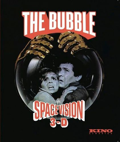 The Bubble [3D] [Blu-ray] [Blu-ray/Blu-ray 3D] [1966] 25791171