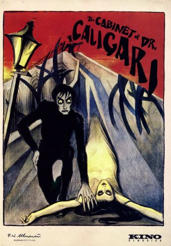 The Cabinet of Dr. Caligari [DVD] [1920] 25791286