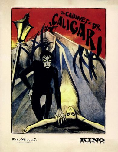 The Cabinet of Dr. Caligari [Blu-ray] [1920] 25791295
