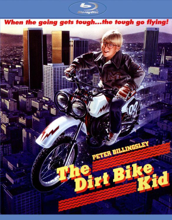 The Dirt Bike Kid [Blu-ray] [1985] 25791309