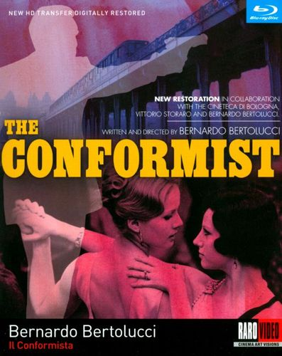 The Conformist [Blu-ray] [1970] 25791363