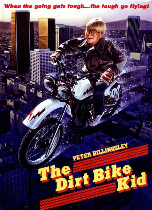 The Dirt Bike Kid [DVD] [1985] 25791521