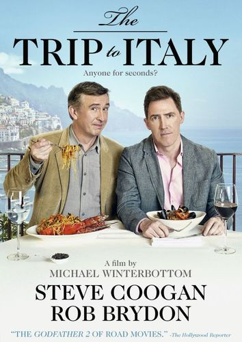 The Trip to Italy [DVD] [2014] 25793398
