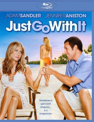 Just Go With It [Blu-ray] [2011] 2579462