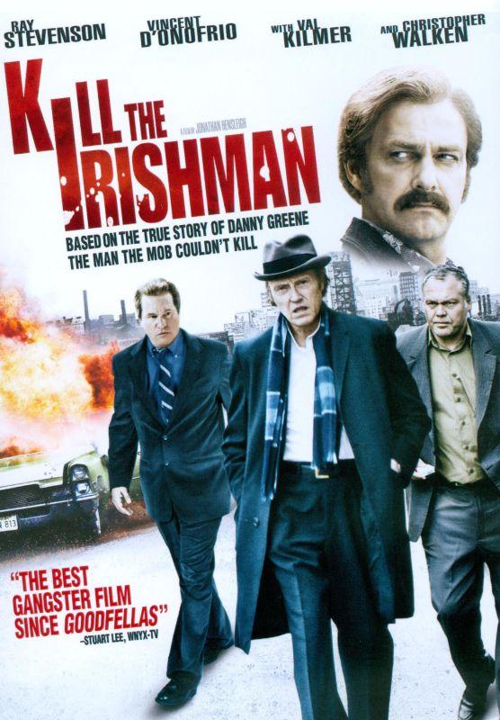Kill the Irishman [DVD] [2011] 2579866