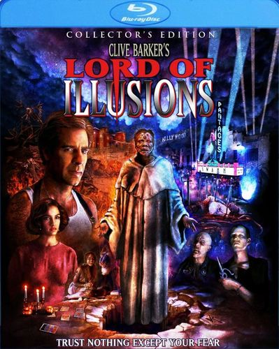 Lord of Illusions [Collector's Edition] [2 Discs] [Blu-ray] [1995] 25824891