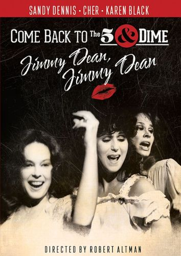 Come Back to the Five and Dime Jimmy Dean, Jimmy Dean [DVD] [1982] 25826185