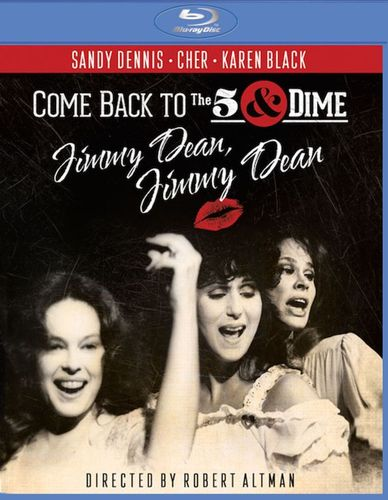 Come Back to the Five and Dime Jimmy Dean, Jimmy Dean [Blu-ray] [1982] 25826194