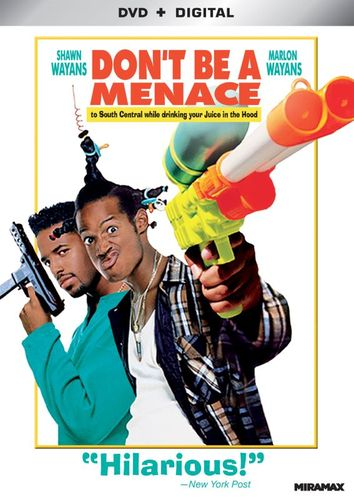 Don't Be a Menace to South Central While Drinking Your Juice in the Hood [DVD] [1996] 25832157