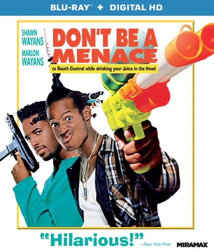 Don't Be a Menace to South Central While Drinking Your Juice in the Hood [Blu-ray] [1996] 25832166