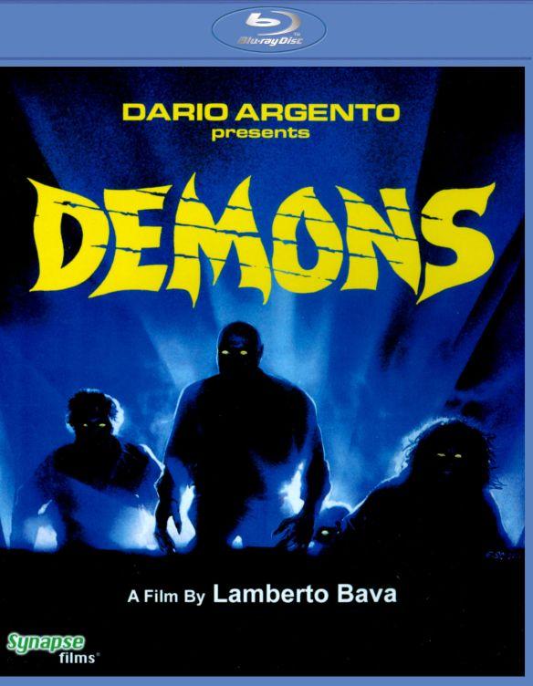 Demons [Blu-ray] [1985] 25833289