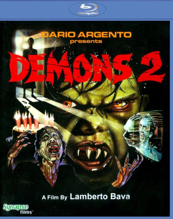 Demons 2 [Blu-ray] [1986] 25833302
