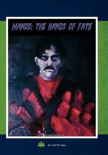 Manos, the Hands of Fate [DVD] [1966] 25834365