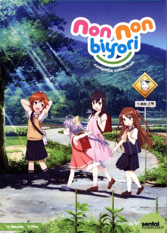 Non Non Biyori: Complete Collection [2 Discs] [DVD] 25842658