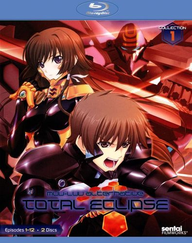 Muv-Luv Alternative: Total Eclipse - Collection 1 [2 Discs] [Blu-ray] 25842694