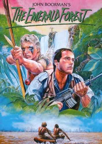 The Emerald Forest [DVD] [1985] 25846159