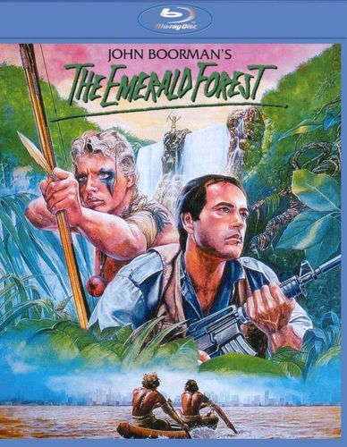 The Emerald Forest [Blu-ray] [1985] 25846168