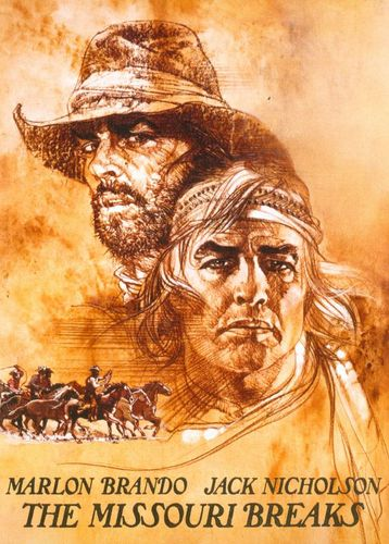 The Missouri Breaks [DVD] [1976] 25846246