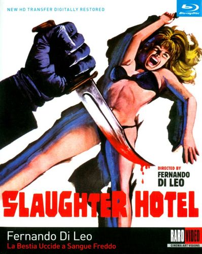 Slaughter Hotel [Blu-ray] [1971] 25846474