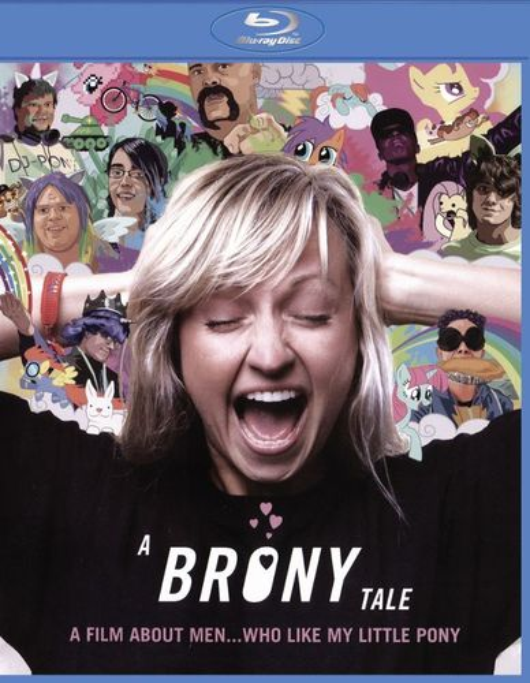 A Brony Tale [Blu-ray] [2014] 25846554
