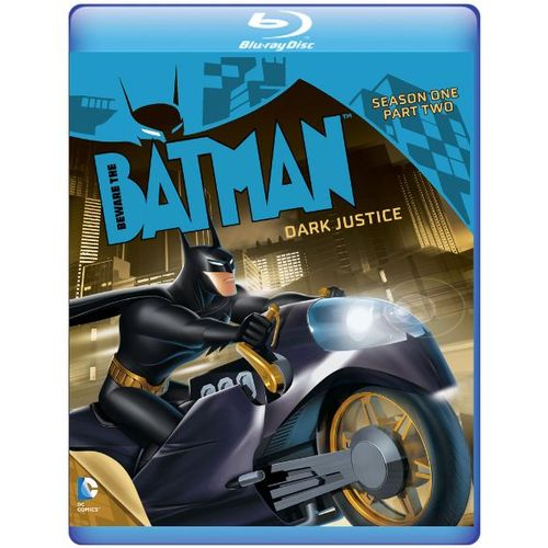 Beware the Batman: Dark Justice - Season 1, Part 2 [Blu-ray] 25847176