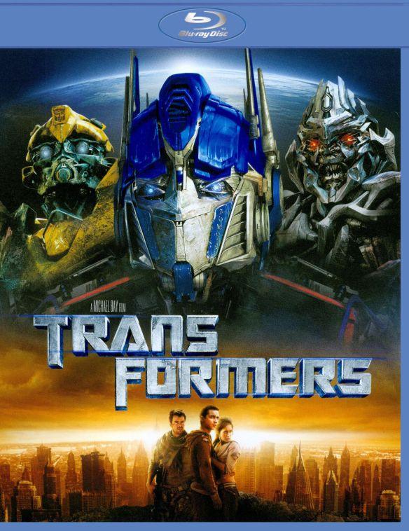 Transformers [Blu-ray] [2007] 2588903