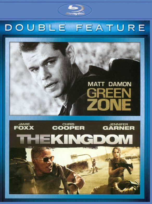 Green Zone/The Kingdom [2 Discs] [Blu-ray] 2589054