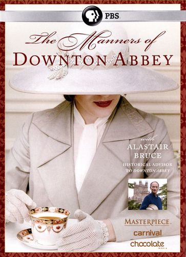 Masterpiece: The Manners of Downton Abbey [DVD] [2015] 25890976