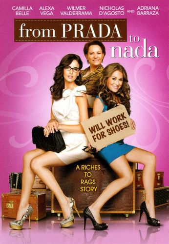 From Prada to Nada [DVD] [2011] 2589296