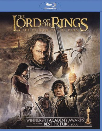 The Lord of the Rings: The Return of the King [Blu-ray] [2003] 25899759
