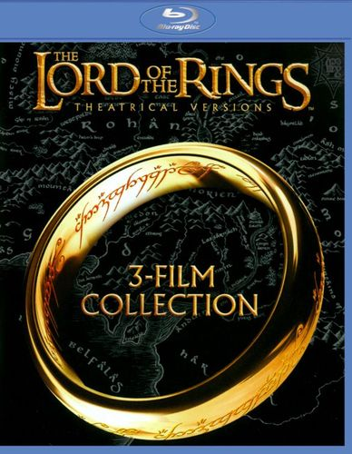The Lord of the Rings: Theatrical Version - 3-Film Collection [Blu-ray] 25899895