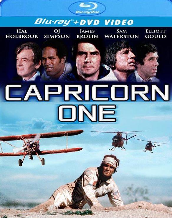 Capricorn One [2 Discs] [Blu-ray] [1978] 25910148