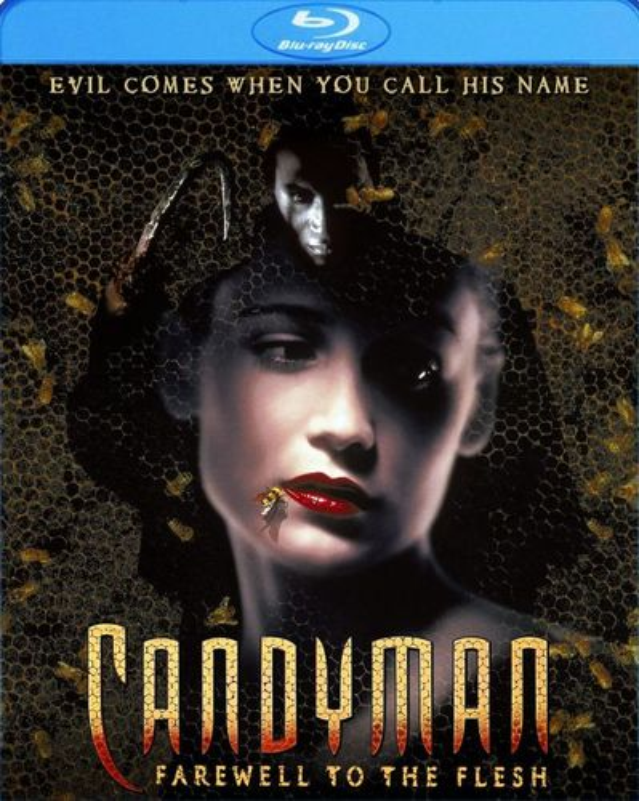Candyman: Farewell to the Flesh [Blu-ray] [1995] 25916019