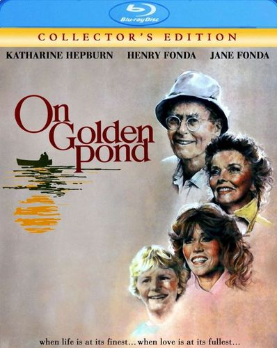 On Golden Pond [Collector's Edition] [Blu-ray] [1981] 25916403