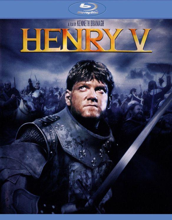 Henry V [Blu-ray] [1989] 25916449