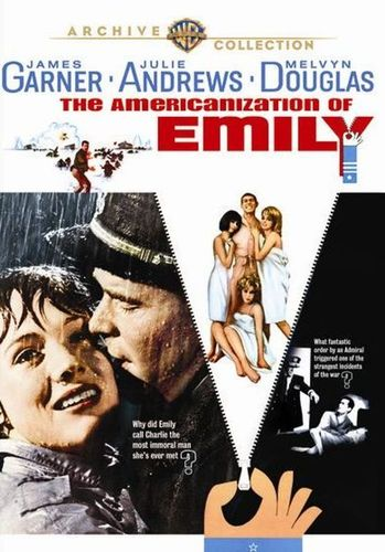 The Americanization of Emily [DVD] [1964] 25917528