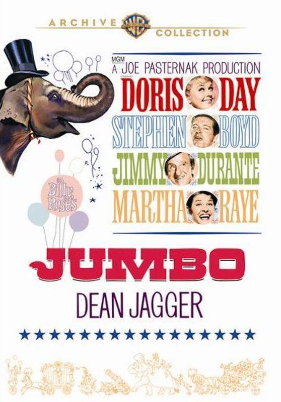 Billy Rose's Jumbo [DVD] [1962] 25917555